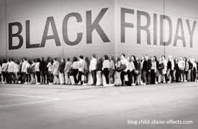 Black Friday a Black Mark on Values