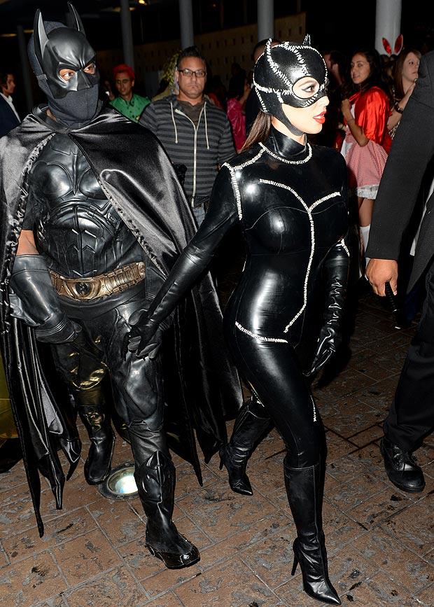 Check Out Kim Amp Kanye S Show Stopping Halloween Costume