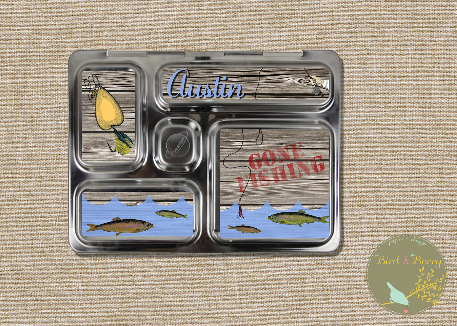 Fishing Magnets : Usable on Planetbox Rover