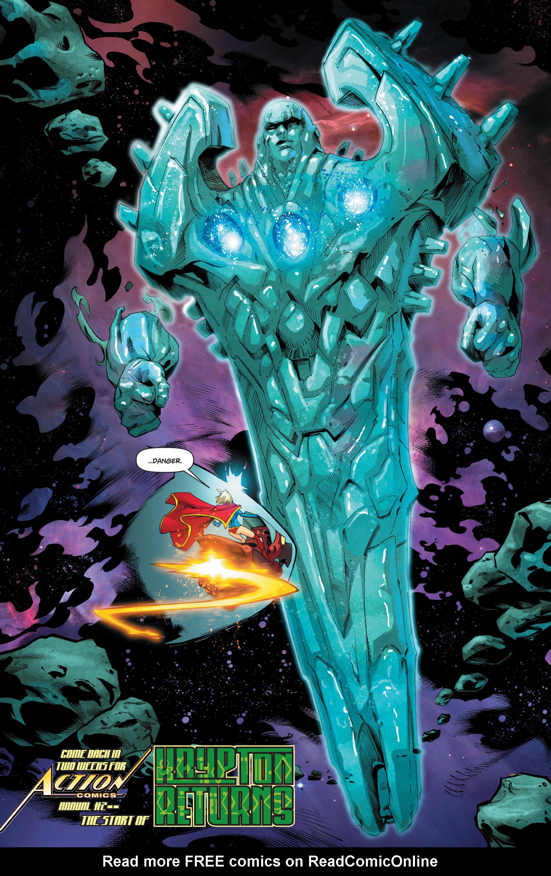 Supergirl (2011) Issue #24 #26 - English 19