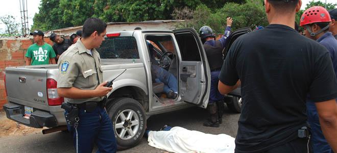 Asesinan al jefe de Polimara y a su hijo mayor // Diario ... - photo#27