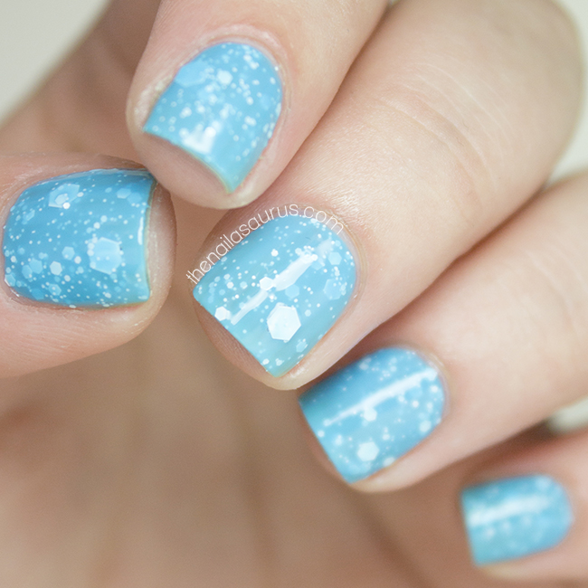 Maybelline Acid Wash: Ripped Tide Swatch