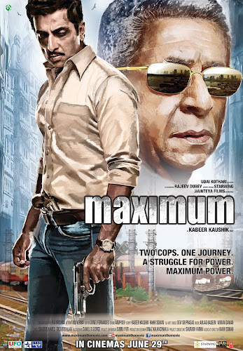 Maximum (2012) Movie Poster