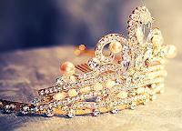 Like a princess♥