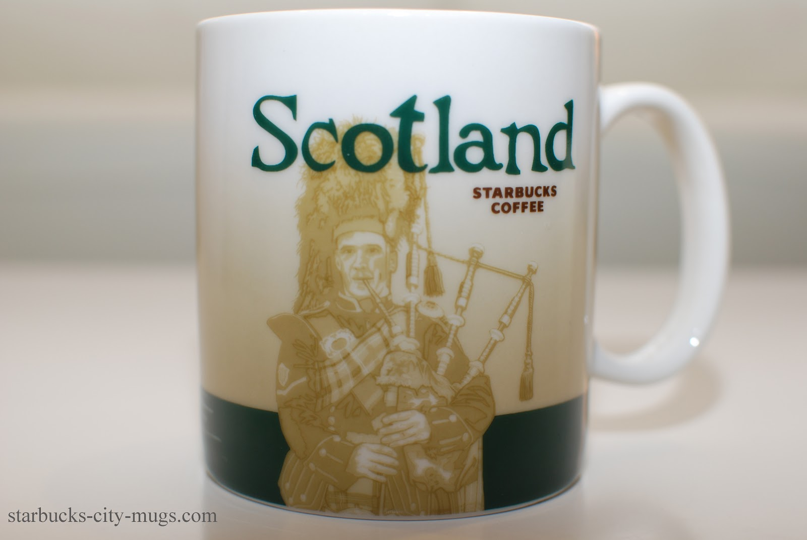 Starbucks City Mugs Scotland Icon Mug