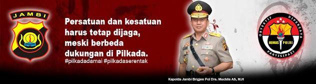 Portal Berita Polda Jambi (TribrataNews)