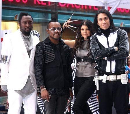 black eyed peas wallpaper. The Black Eyed Peas