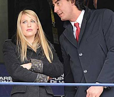 silvio berlusconi daughter barbara. Silvio Berlusconi became