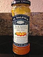 Apricot Preserve 100% Fruit