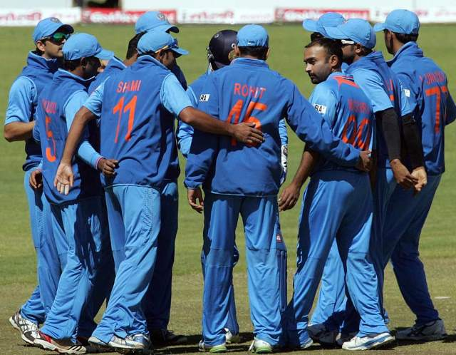 Indian-Team-Zimbabwe-vs-India-4th-ODI