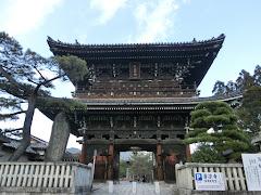 清凉寺仁王門