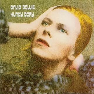 Wat betekent Kooks - David Bowie - Hunky Dory albumhoes