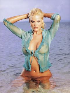 Victoria Silvstedt Hot Model Bikini Body