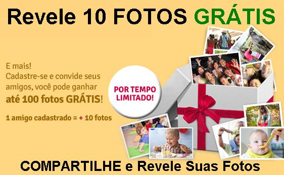 Revele 100 Fotos Grátis
