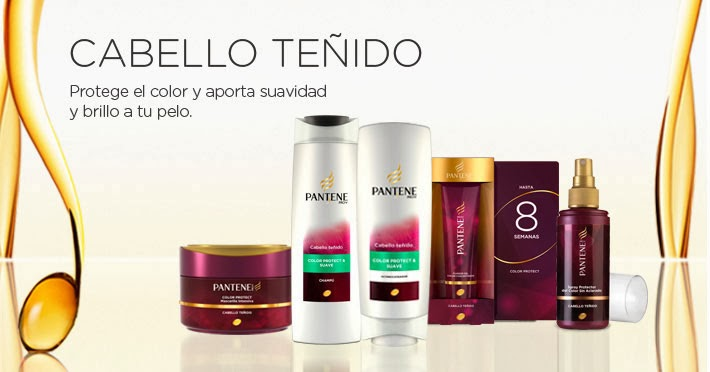 Pantene Colour Hair
