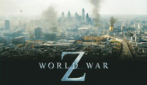 World war Z - 10 phim bộ được mong đợi nhất 2013