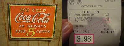 nostalgic coca-cola