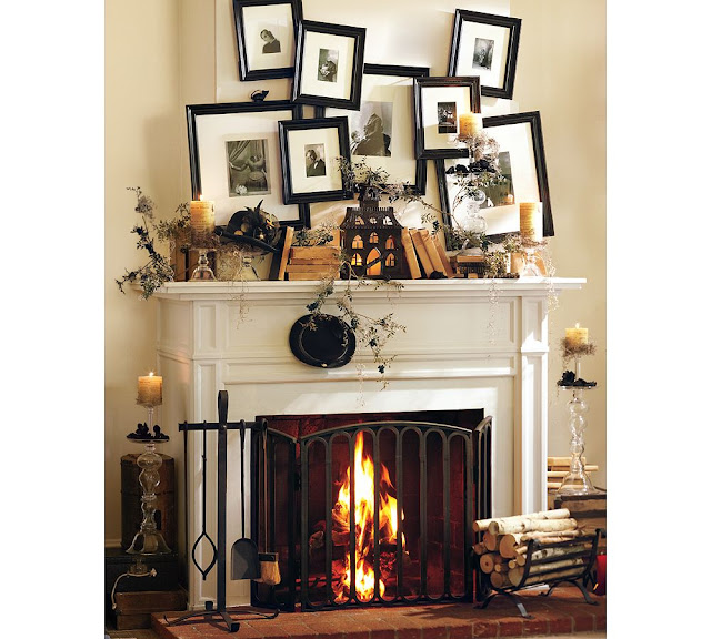 amazing halloween decorating ideas from pottery barn plus a video