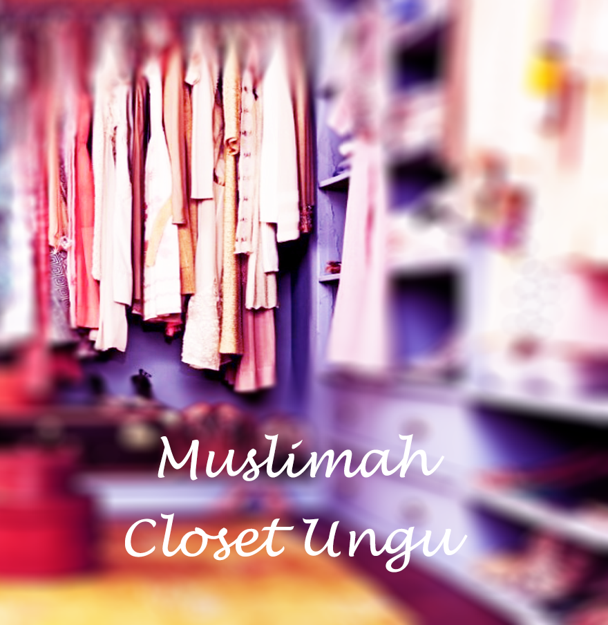 Muslimah Closet Ungu