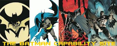 Batman Capability Website