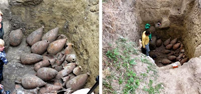 Ancient Greek wine cellar unearthed in Bulgaria