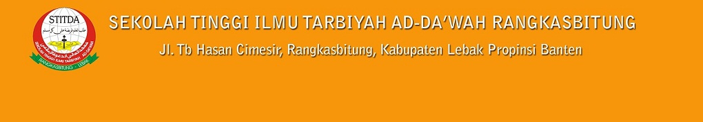 Sekolah Tinggi Ilmu Tarbiyah Ad-Da'wah Rangkasbitung