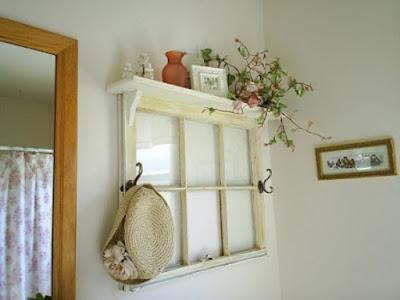 reciclando janelas antigas