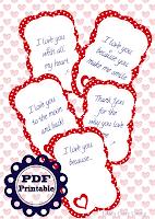 Free PDF Valentine - PDF Valentijn - Valentijn kaartjes - Jalien Cozy Living