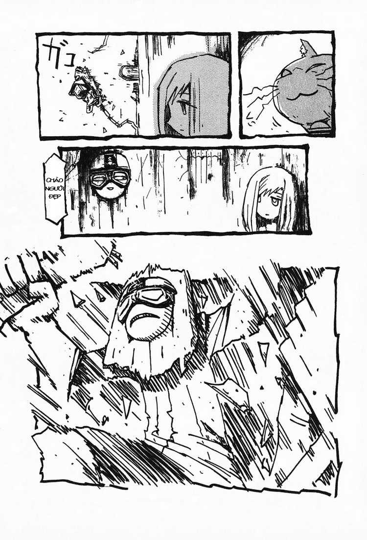 Furi Kuri chap 1 - Trang 17