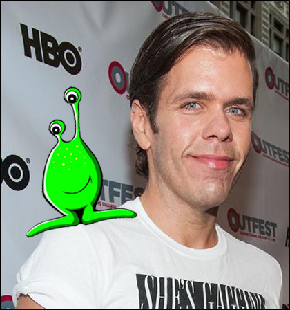 Lady Gaga's Nemesis Perez Hilton: UFO Connections Anyone?