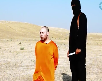 Video del Asesinato de Steven Sotloff