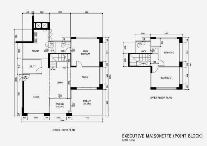 10 Landing Lane Floor Plan