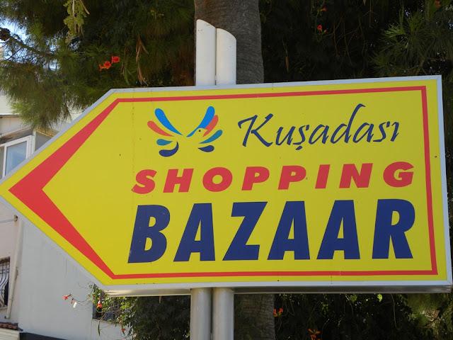 Bazaar Kusadasi