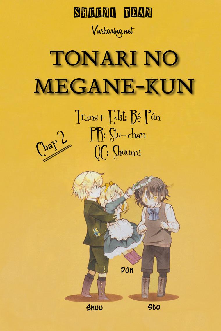 Tonari no Megane-kun chap 2 - Trang 43