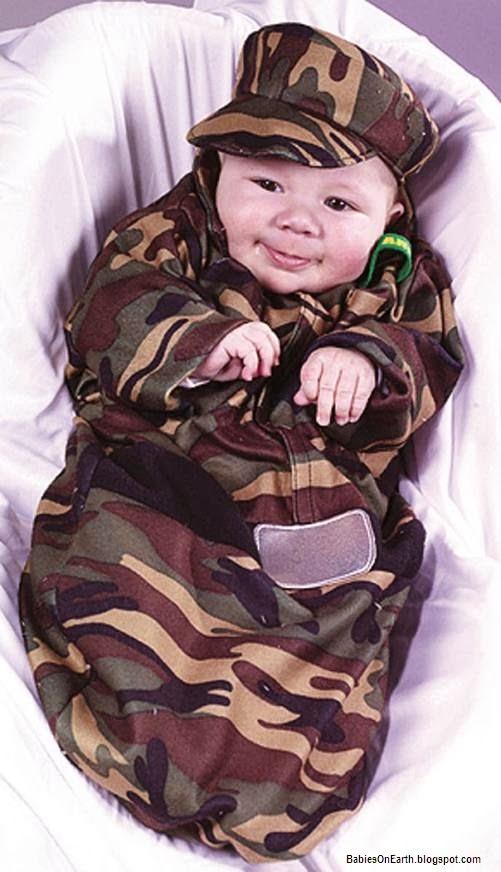 BABY MILITARY