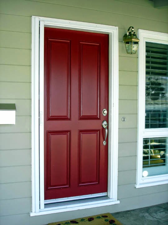 Model Pintu Rumah Minimalis 1 Daun
