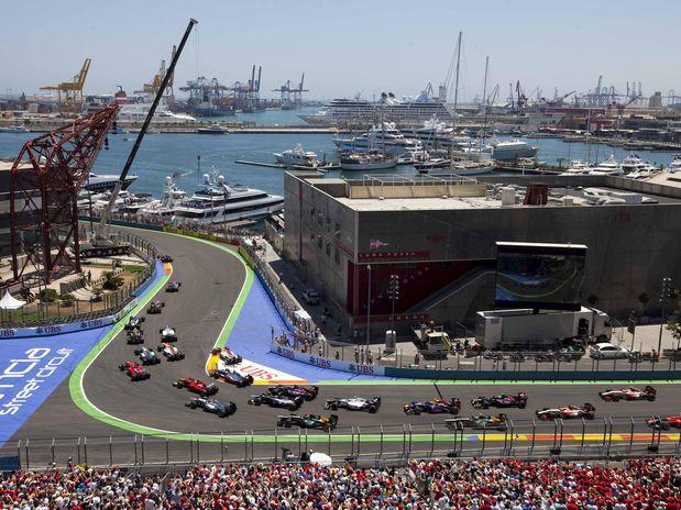 Circuito Valencia F1 : Vrummmmmmmm gp de valencia espanha