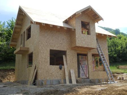 Calculator necesar materiale casa lemn