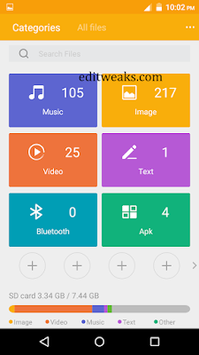 File Manager comes to Infinix Hot 2