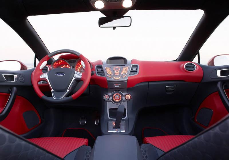 Atoz Ford Verve Sedan Concept 2008