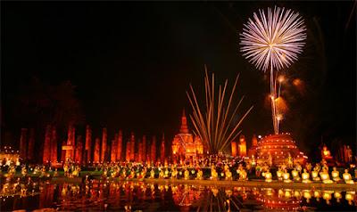 ประเพณีไทย ประเพณีลอยกระทง