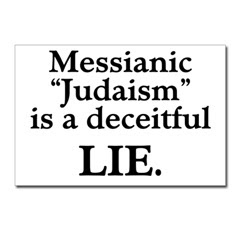 Messianic=Treif