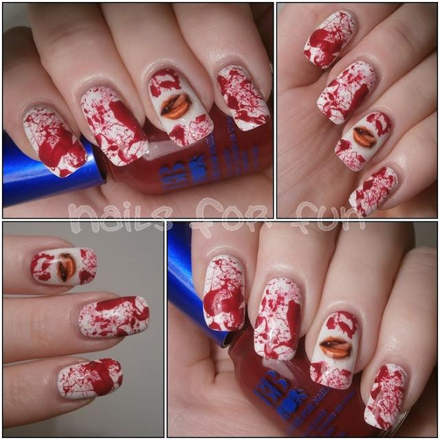 DEKORACIJA vaših prirodnih nokti, noktića, noktiju (samo slike - komentiranje je u drugoj temi) - Page 3 Sexy+vampire+nails