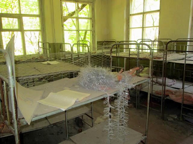 Guardería de Chernobyl