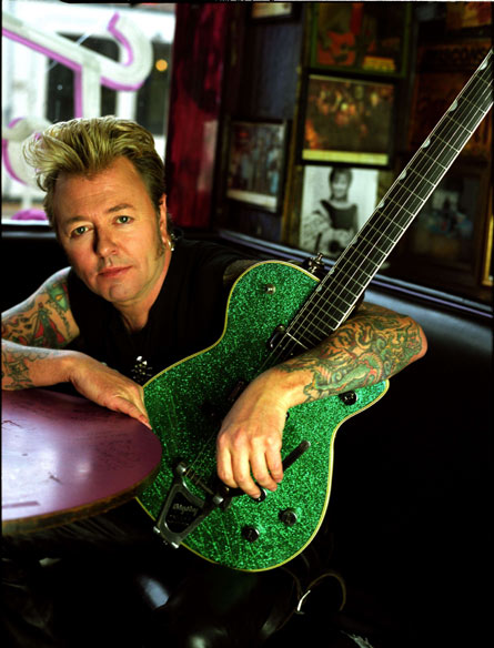 The Brian Setzer Orchestra: The House Is Rocking