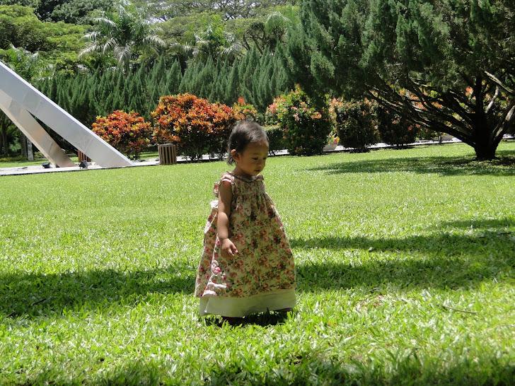 Sarah Nuha 1 tahun 5 bulan bakal menjadi kakak