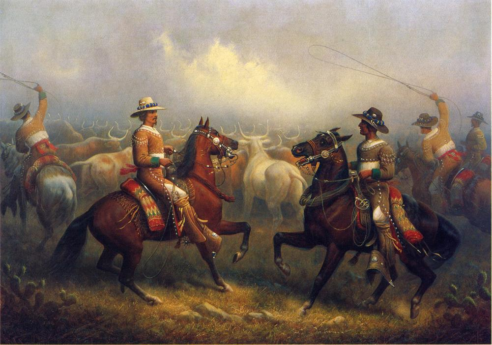 Mexican Cowboys Vaqueros