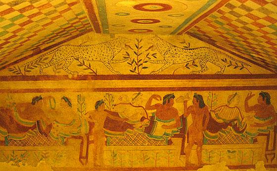 Il Segreto degli Etruschi, visita guidata x bambini al Museo Etrusco di Villa Giulia 03/01/14 h.16.00