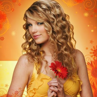 Taylor Swift Long Hairstyle