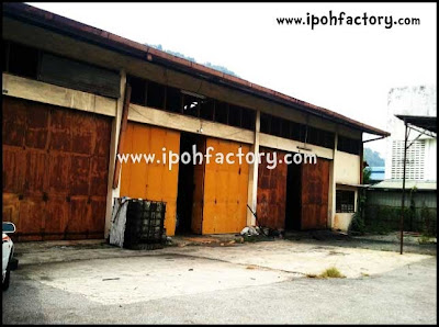 IPOH FACTORY FOR RENT (I00136)
